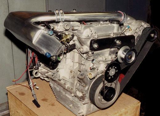 Alfa Romeo Turbo Supercharged and Twinspark Engines