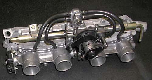 alfa 75 twinspark engine intake manifolds rh autocomponenti com CSI Fuel Injection Fuel Injection Csfi
