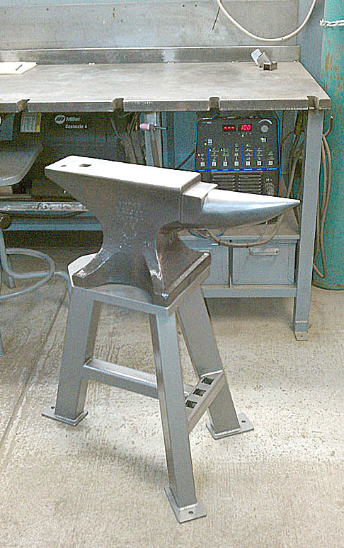 Anvil & stand [Archive] - WeldingWeb™ - Welding forum for pros and